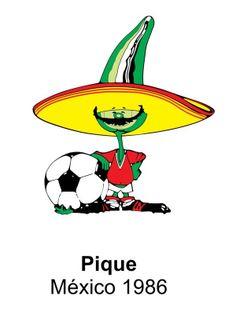 Pique - México 1986