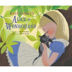 Walt Disney's Alice in Wonderland Book | Disney Store