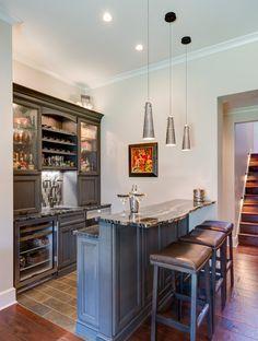 105 best Home bars images on Pinterest in 2018   Bar home, House bar ...