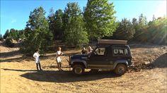 Babska pojazdówka szkoleniowa 4x4