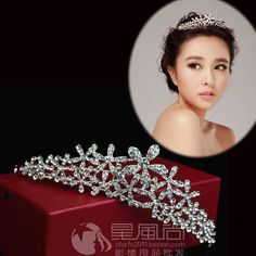High Quality Zircon Bride Tiara Crown Crystal Quinceanera Crown 2013 Innovative Items Hair Jewelry For Women WIGO0075-in Hair Jewelry from Jewelry on Aliexpress.com