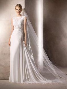wedding dress hariet