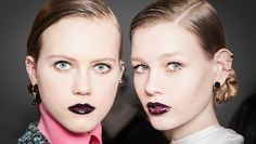 DIOR BACKSTAGE AUTUMN-WINTER 2016-17 READY-TO-WEAR SHOW