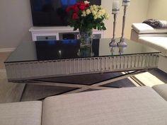 det ble lekkert og elegant med SIENNA Salongbord 140cm hos @saralovekiss (http://ift.tt/1UdJ1or) #classicliving