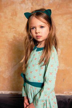 #ilovegorgeous Grace Dress - Slate #AW14