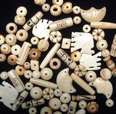beadskingdom - carved bone beads