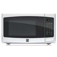 Kenmore 0.9 Cu. Ft. Countertop Microwave Oven White Cooking Popcorn Warm Up NEW #Mirowave