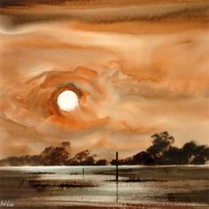 Norfolk Sunset by Keith Nash