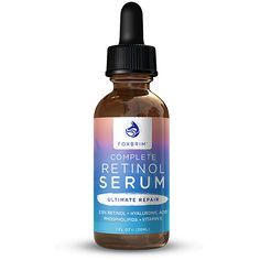 To Put Anti-Aging & Skin Repairing Ingredients To Work Overnight: A retinol serum such as our Complete Retinol Serum, focuses on utilizing Retinol (Vitamin A) to work with Hyaluronic Acid, Jojoba, Green Tea and Aloe to create a powerful anti- aging, repairing and brightening agent that smooths out fine lines and wrinkles, and balance acne prone skin.