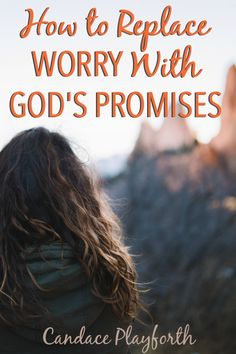 Does worry overwhelm your life? Learn how to pray the scriptures and find emotional freedom from unnecessary anxiety through God's Word.