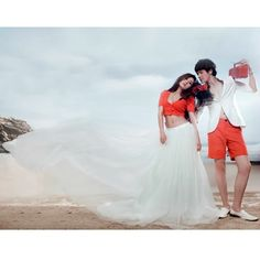 Best Celebrity Couples Summer Beach Theme Party Honeymoon Clothing Outfits Costumes Halloween SKU-307082