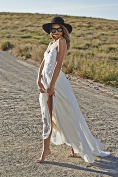 Bohemian Wedding Dress and gowns 00003