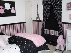 I would love to do a room like this for Paris some day...