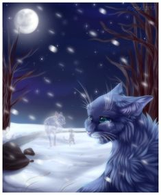 severity of loss by Aniritak on deviantART Aw! That is sad but sweet because Oakheart and Mosskit are reunited!