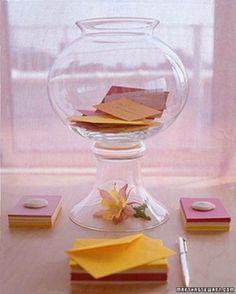15 ideias originais de livros de visitas para seu casamento [Foto]