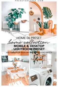 10 Home Collection Presets/Mobile and Desktop/Lightroom Presets What Is Lightroom, Lightroom Presets, Vsco Filter, Home Collections, Photoshop Actions, High Quality Images, Home Interior Design, Filters, Adobe