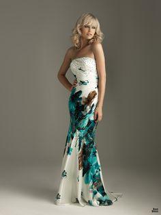 Вечерние и выпускные платья Night Moves 2011
