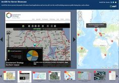 STORY MAP What can you do with #ArcGIS Server? See user showcase #storymap