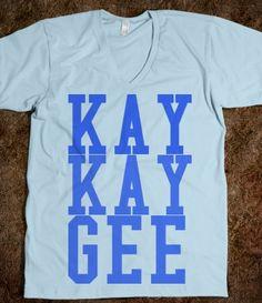 Aww Kappa Kappa Gamma: Kay Kay Gee!
