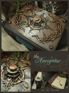 the Navigator by Luthien Thye