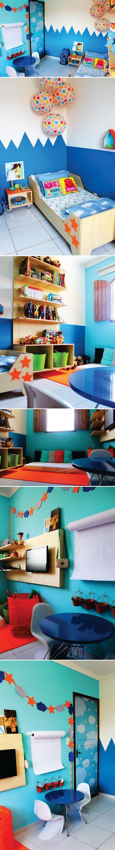 Dream bedroom for kids - colorful - diy - Brazil