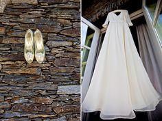 Maria + Sam's Wedding at Ballybeg Curtains, Shower, Wedding, Beautiful, Rain Shower Heads, Valentines Day Weddings, Blinds, Showers, Draping