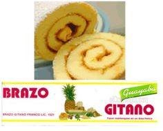 Dulces Tipicos Brazo Gitano  Franco de Puerto Rico, Brazo Gitano de Mayaguez Puerto Rico