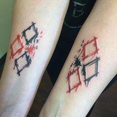 harley quinn tattoo3