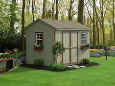 Charmant Storage Sheds Atlanta, Marietta, GA Area   Green Acres Outdoor Living |  Sheds | Pinterest | Acre, Outdoor Living And Storage