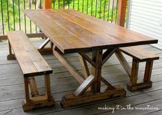 Image result for farmhouse table