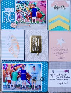 Discover Adventure, by DeniseM  @cocoadaisykits October DITL