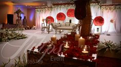 Best Wedding Designer and Stage Decoration Planner in Lahore Pakistan.  www.tulipsevent.com