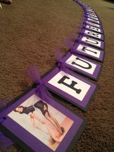 """Pin Up Girl Banner """"Future Mrs"""" on Etsy, $27.00"""