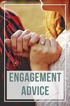 Your engagement will be one of the most exciting times of your life, but could also be one of the most stressful times. Here's my engagement advice as you begin planning your wedding. #engagementideas #weddingideas #wedding #weddingplanning #engagement #weddingadvice