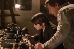 """Benedict as Thomas Edison in """"The Current War"""""""