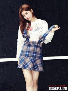 Miss A Suzy - Cosmopolitan Magazine September Issue 13