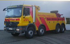 MB 8X4 - Autorecycling Lesum GmbH - Abschleppen, Bergen & Transportieren