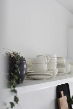 Monográfico: cocina en blanco... ¡y sólo en blanco!
