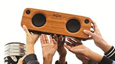 Review: The Get Together bluetooth speakers by The House of Marley