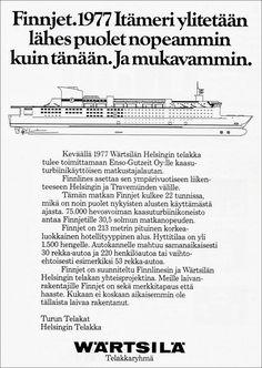70-luvulta, päivää !: Finnjet