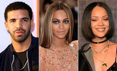 """Beyonce Drake Rihanna and others lead 2017 Grammy nominations   Beyoncé takes leads in the 2017 Grammy nominations announced on Tuesdaywith nine nominations on the heels of her hit Lemonade album while Rihanna Drake and Kanye West are close behind with eight nods each. """"Lemonade"""" for album of the year is the sixth studio album by American singer Beyoncé released on April 23 2016. Beyoncé landed song and record of the year nods for Formation which gained fame after her epic Super Bowl…"""