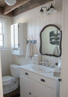 Best inspire farmhouse bathroom design and decor ideas (16)