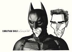 Christian Bale - Jonas Bergstrand