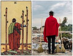 from The Ghetto Tarot by Alice Smeets