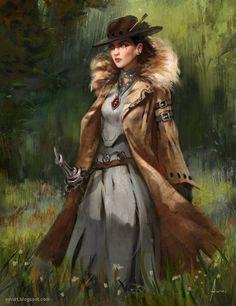 Inquisitor diplomat by VinogradovAlex on deviantART