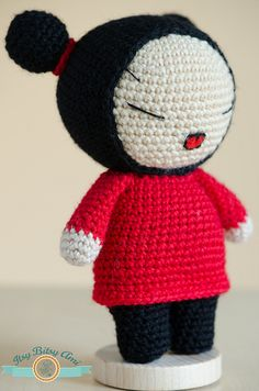 Pucca by ItsyBitsyAmi, via Flickr