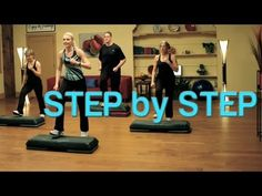 STEP AEROBICS 'STEP by STEP'  Jenny Ford (50 mins) Been trying to find free videos!  Thanks for the find!