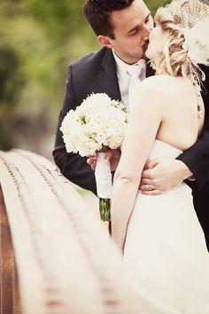 Gorgeous shot! Photo by Kim. #WeddingPhotographerMinnesota