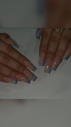 Acrylic Nails Coffin Pink, Long Square Acrylic Nails, Simple Acrylic Nails, Summer Acrylic Nails, Collage Des Photos, Tapered Square Nails, Glow Nails, Fire Nails, Glue On Nails