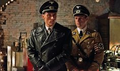 The Man in the High Castle with Rufus Sewell  TV series LOL I bet he had fun…